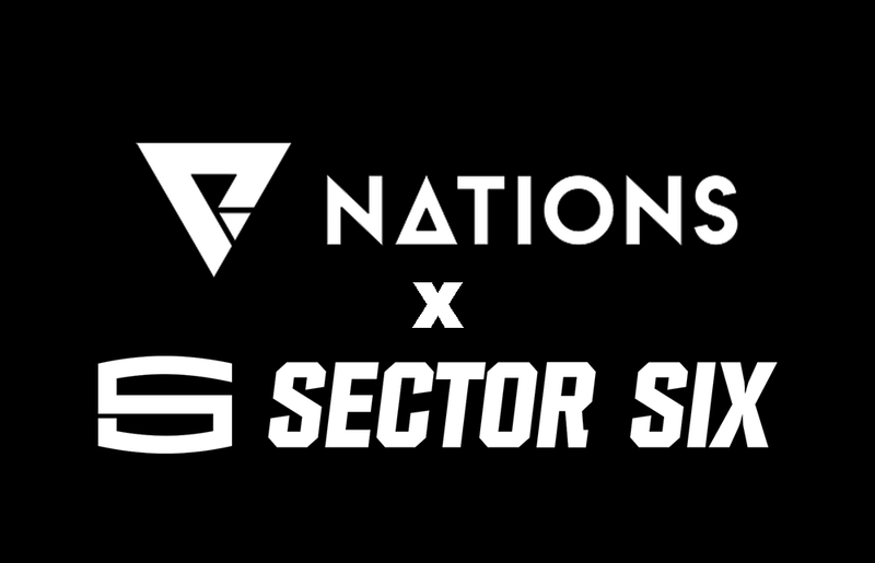 We Are Nations x Sector Six Apparel
