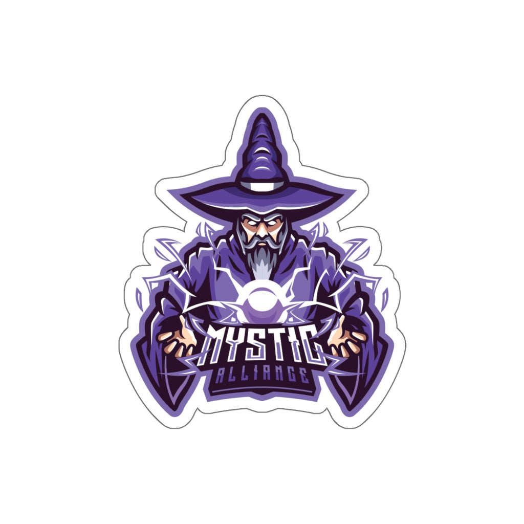 Mystic Alliance Kiss-Cut Stickers