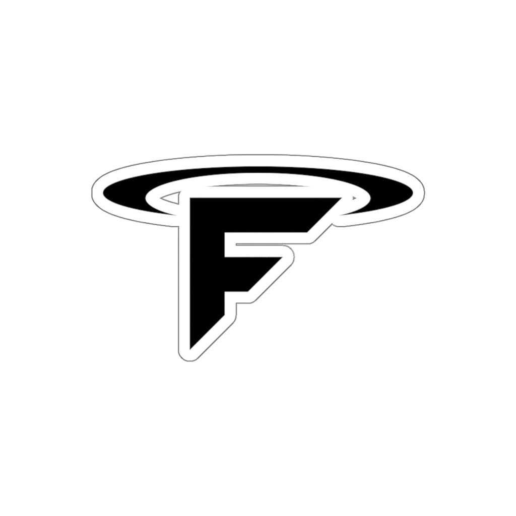 Forgiven Logo Sticker