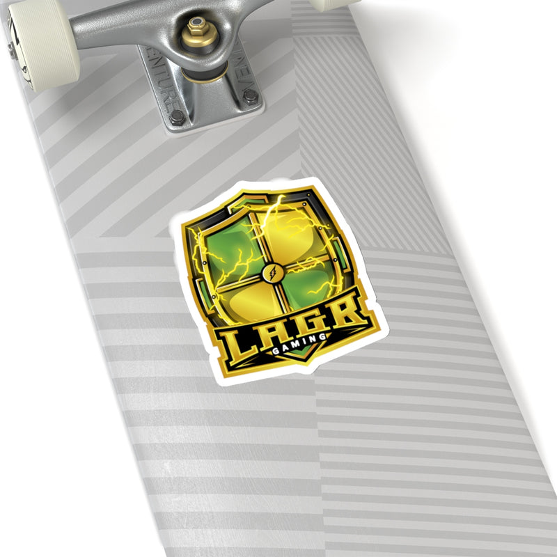 LAGr Gaming Sticker