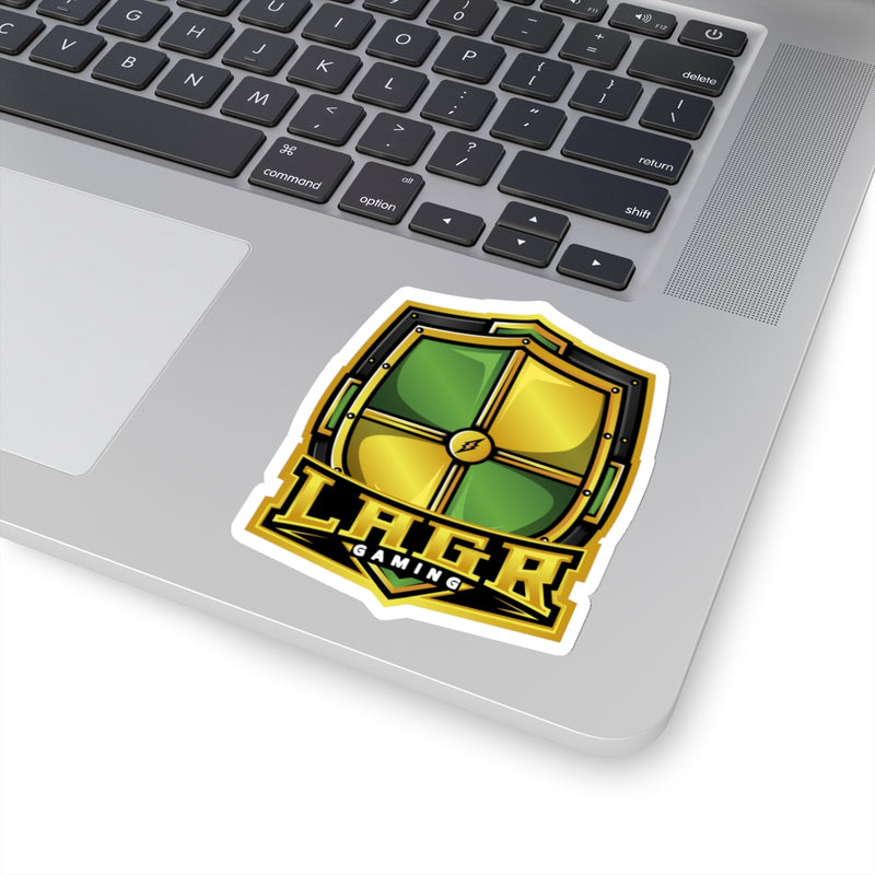 LAGr Gaming Kiss-Cut Stickers