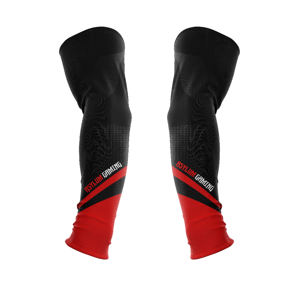 Asylum Gaming Compression Sleeves
