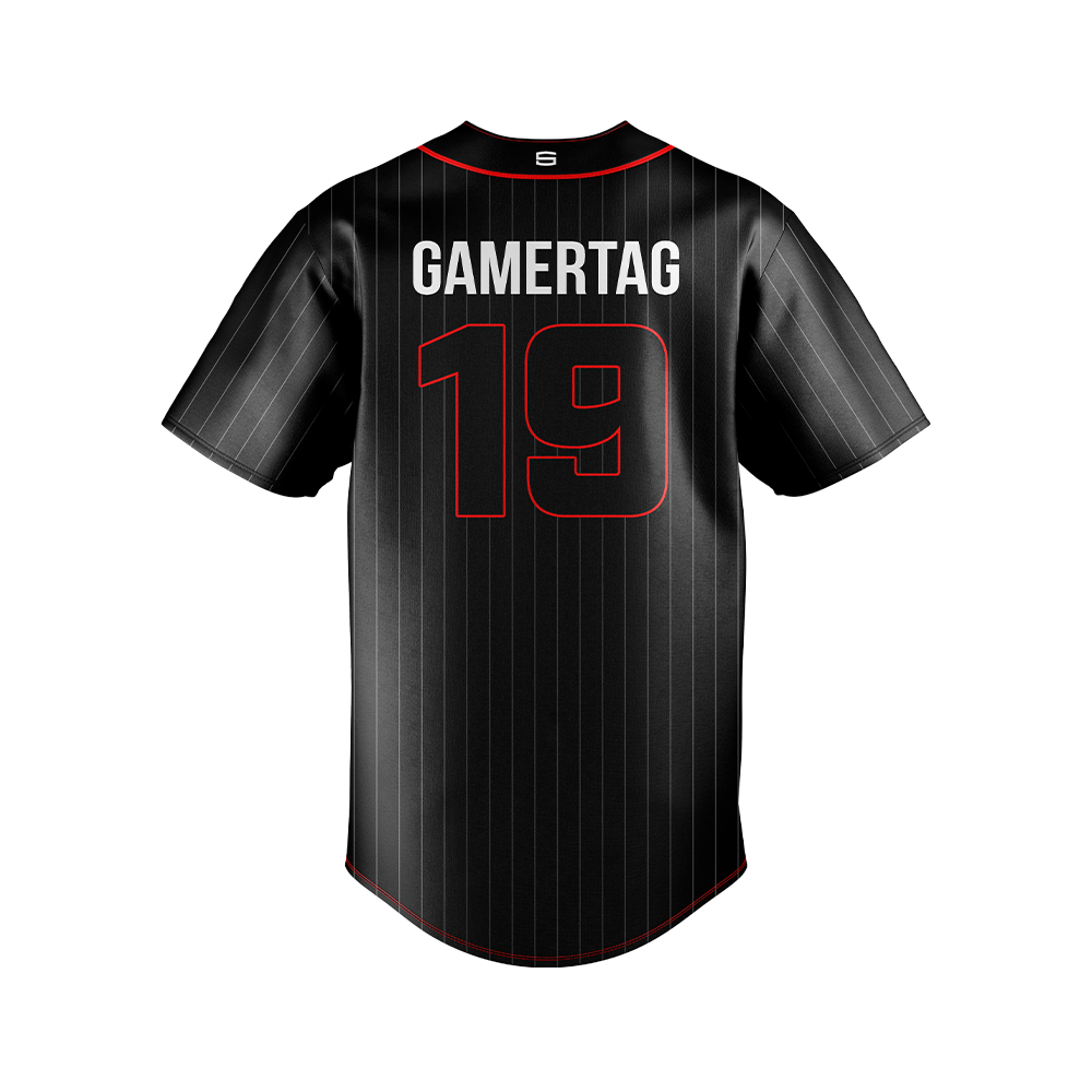 Grudge Match Gaming Baseball Jersey