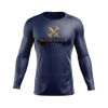 Barbarian Fitness Compression Logo Shirt