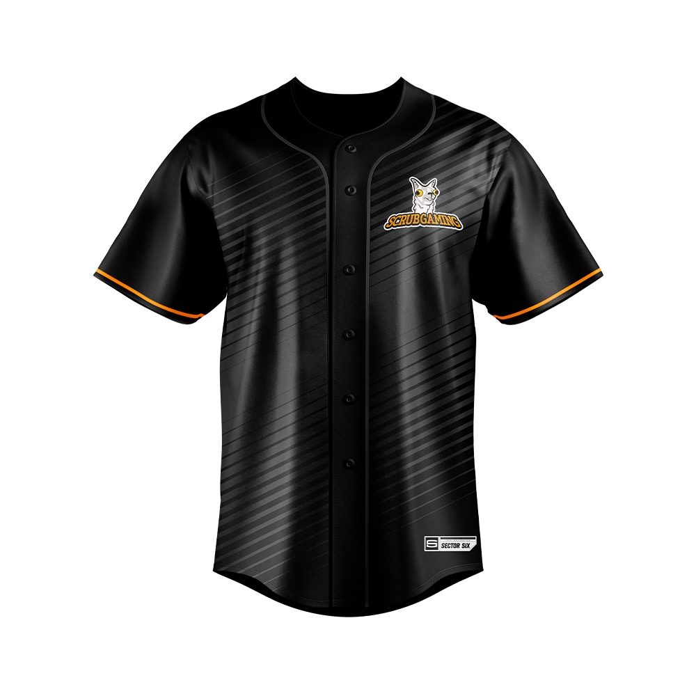 ScrubGaming Baseball Jersey