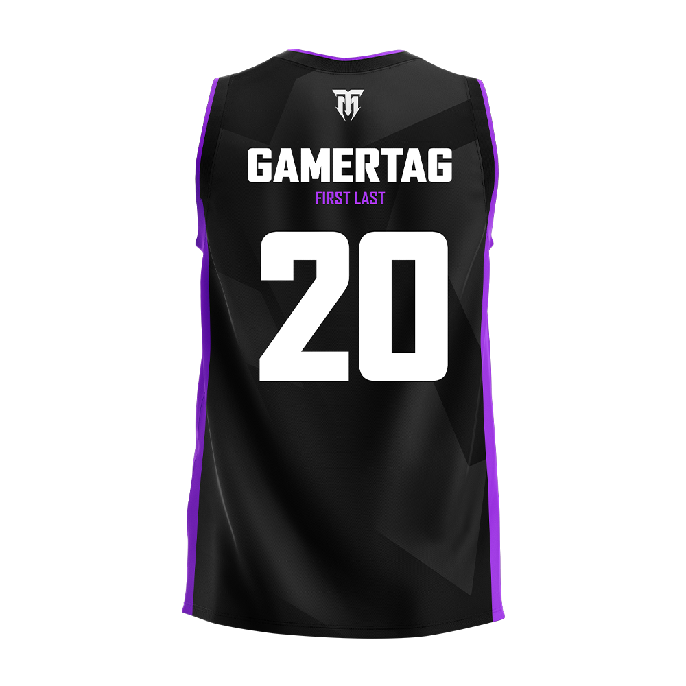 Mystic Gaming Basketball Jersey