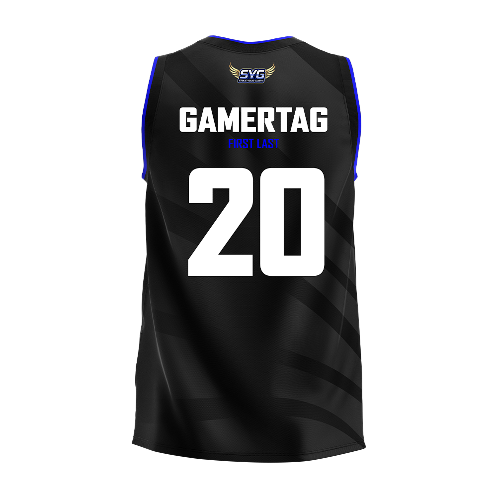 SYG Basketball Jersey