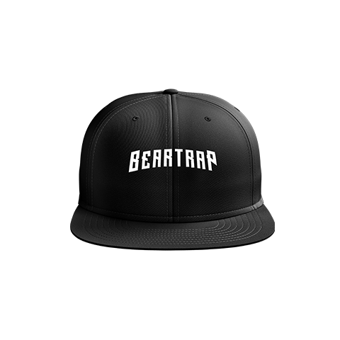 BearTrap Text Hat