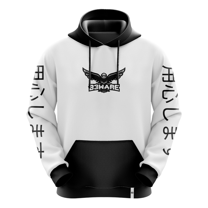 B3WARE Pro Hoodie - Two Tone