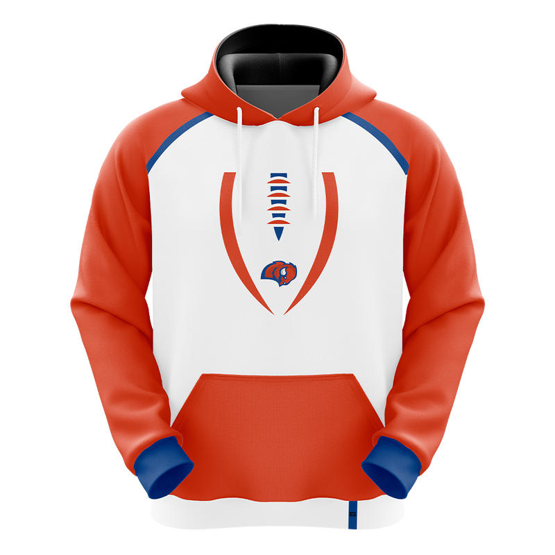 Oklahoma City Bisons Pro Hoodie