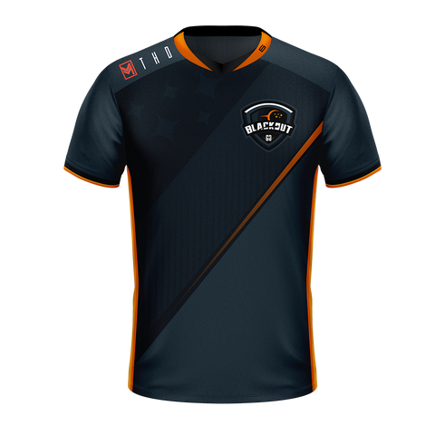 Team Blackout Pro Jersey