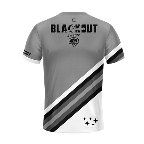 Team Blackout Performance Tee