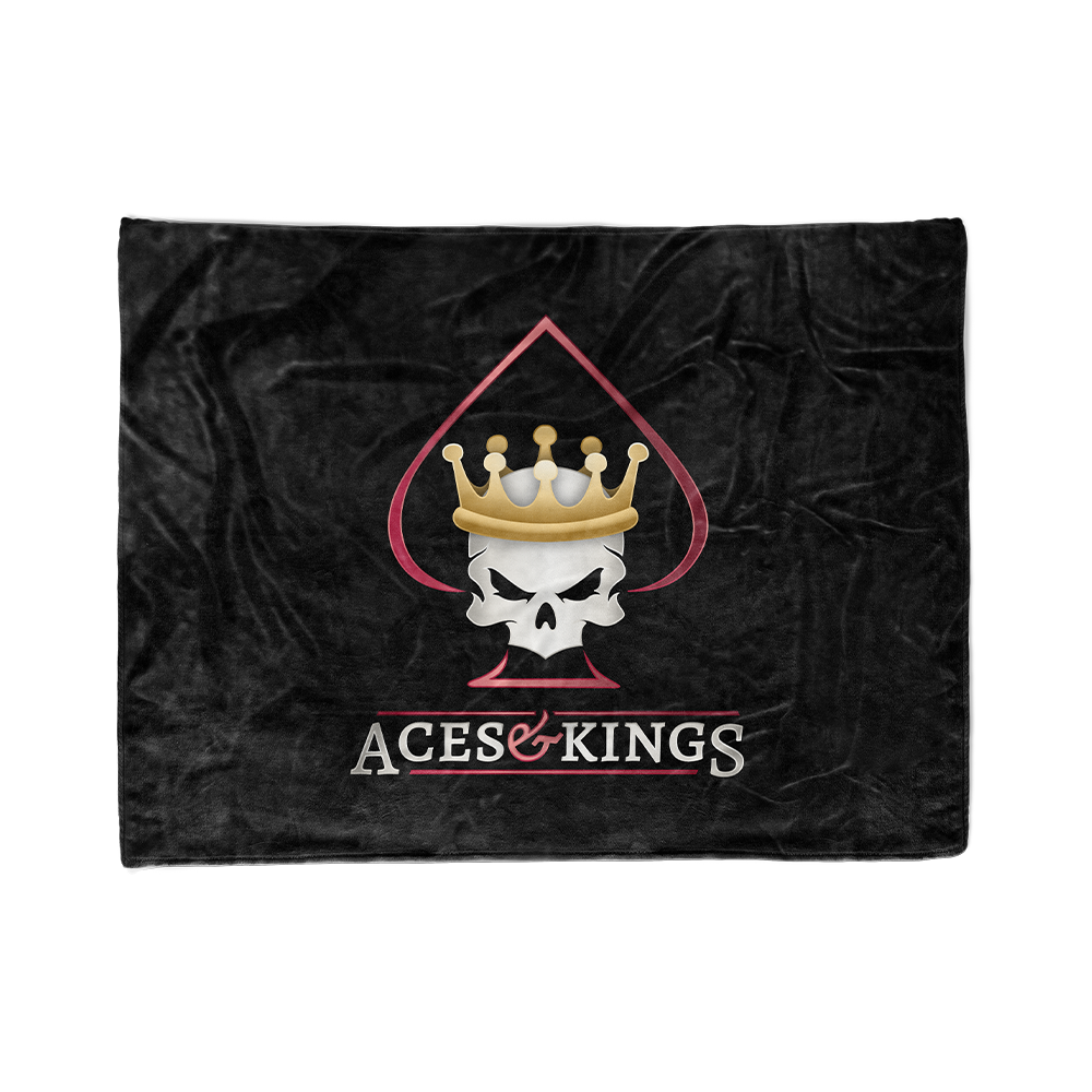 Aces & Kings Blanket