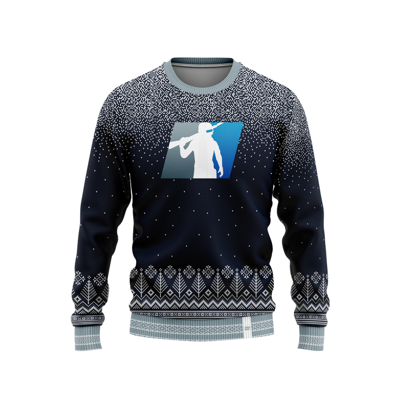 Collegiate PUBG Christmas Sweater