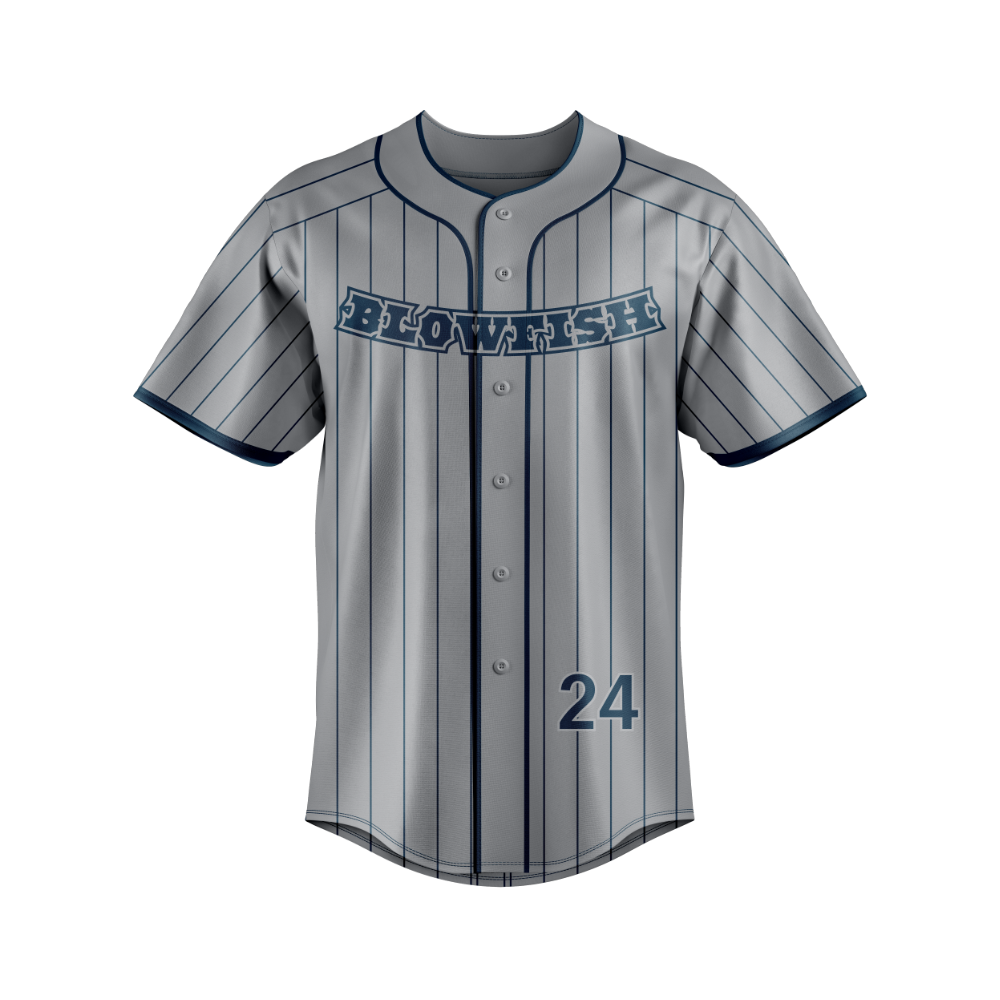 SMB3 - Blowfish - GUTTERSON Baseball Jersey