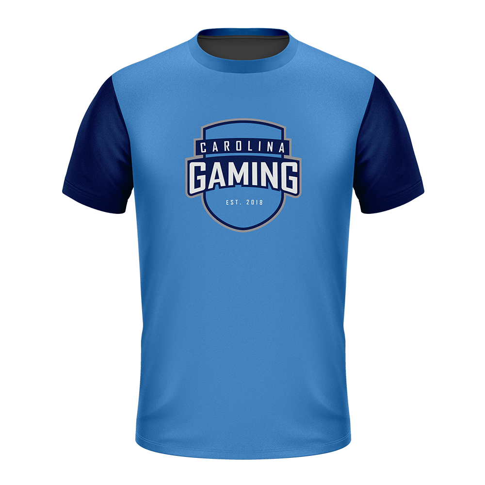 Carolina Gaming Performance Shirt