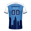 Carolina Gaming Pro Jersey White