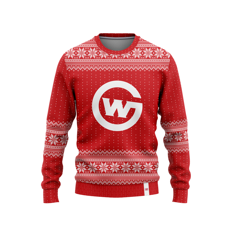 Wildcard Gaming Christmas Sweater