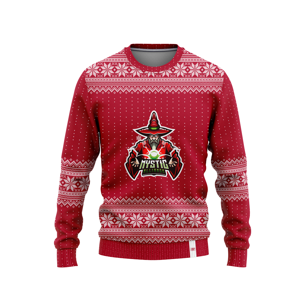 Mystic Alliance Christmas Sweater