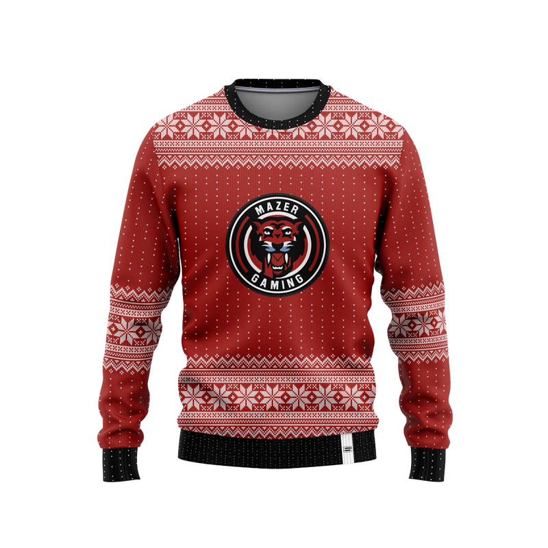 Mazer Christmas Sweater