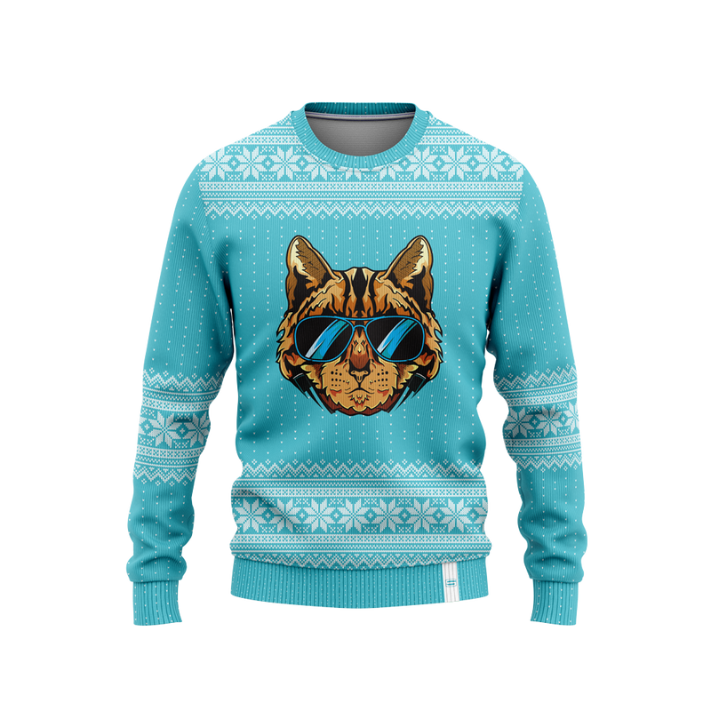 MiDNiTe Mafia Christmas Sweater