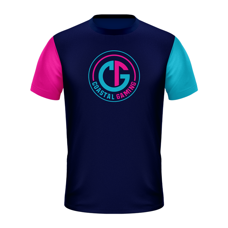 Coastal Gaming 2021 Performance Shirt