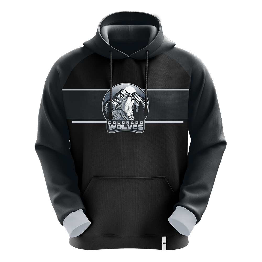 Colorado Wolves Pro Hoodie