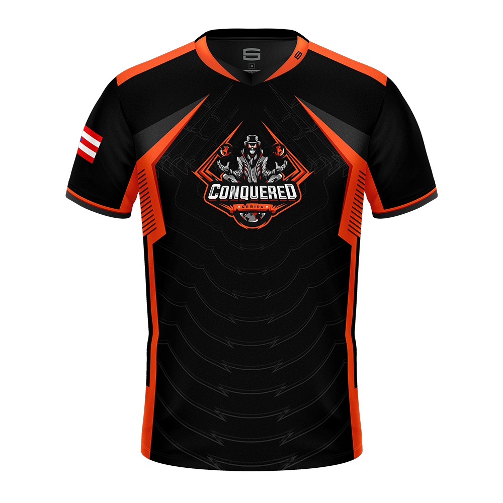 Conquered Gaming Pro Jersey