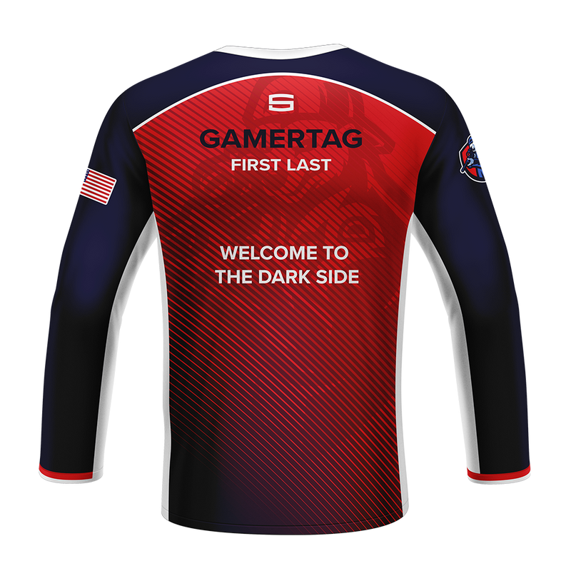 Darth Honor Long Sleeve Pro Jersey