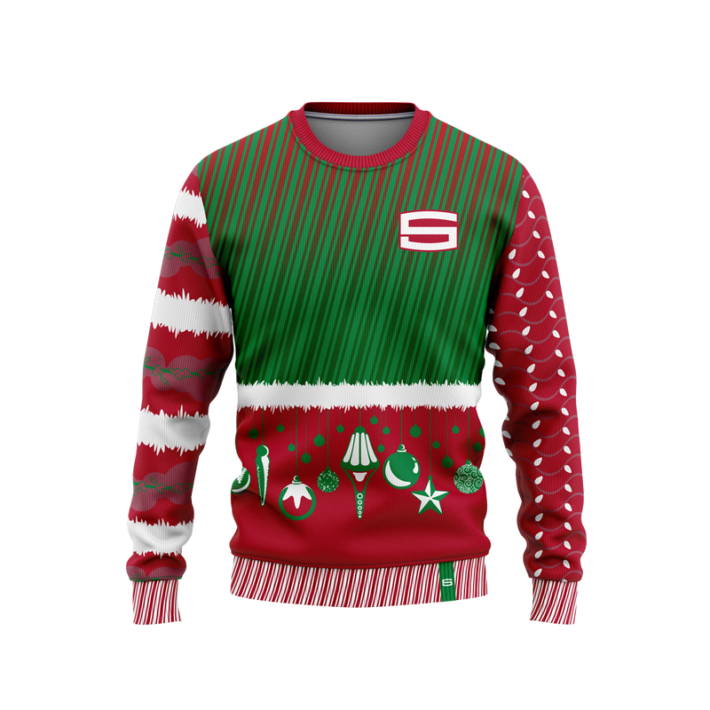 Sector Six Christmas Sweater