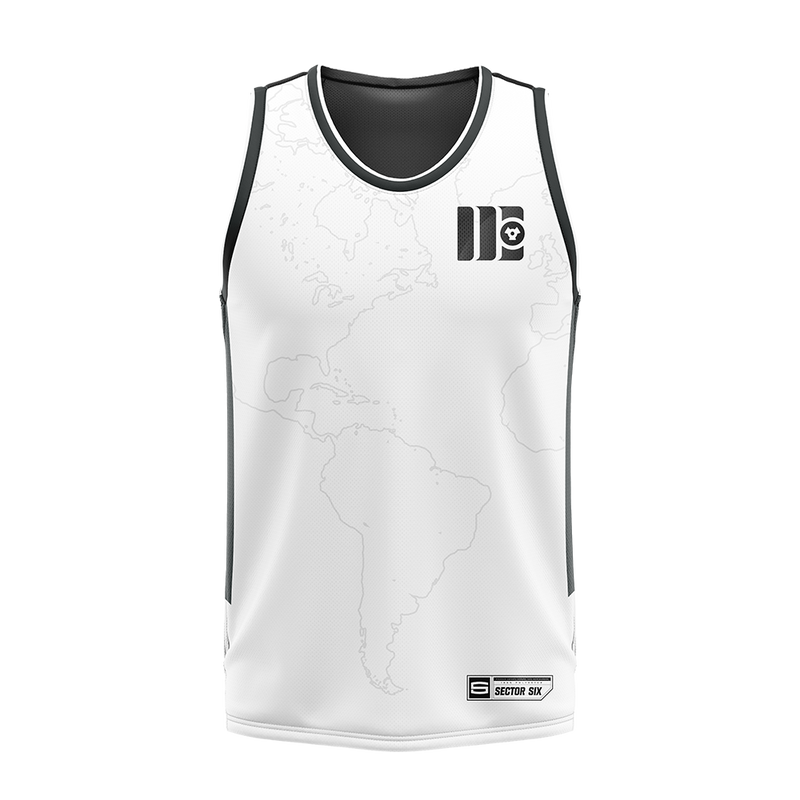 DEFCON Gaming Basketball Jersey