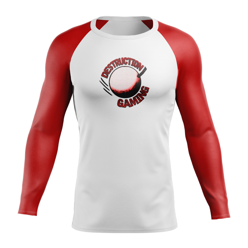 Destruction Gaming Compression Shirt