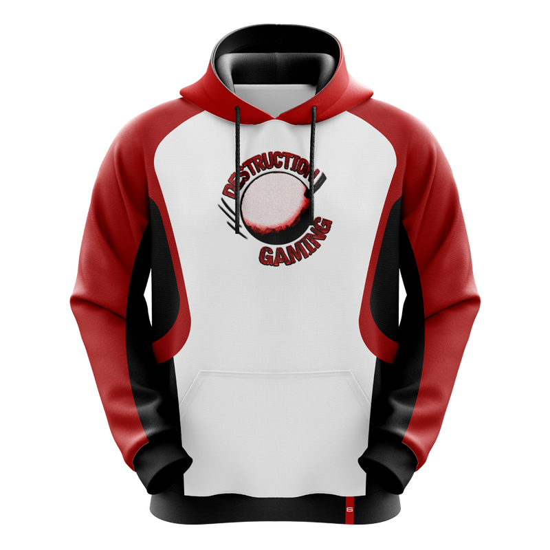 Destruction Gaming Pro Hoodie