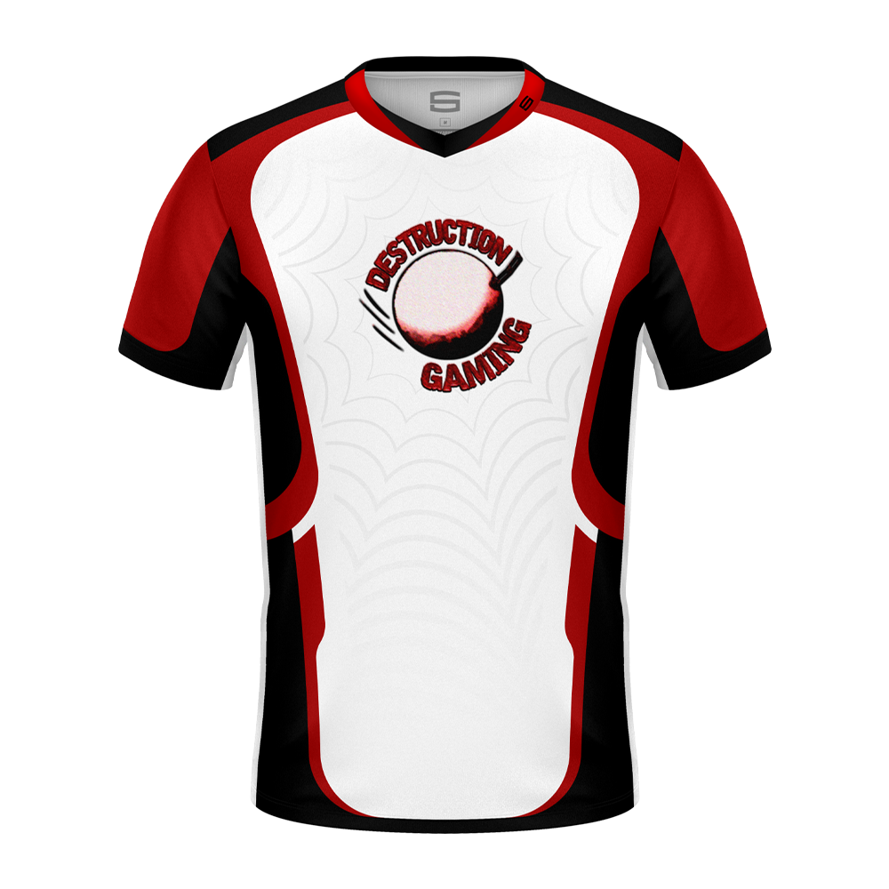 Destruction Gaming Pro Jersey