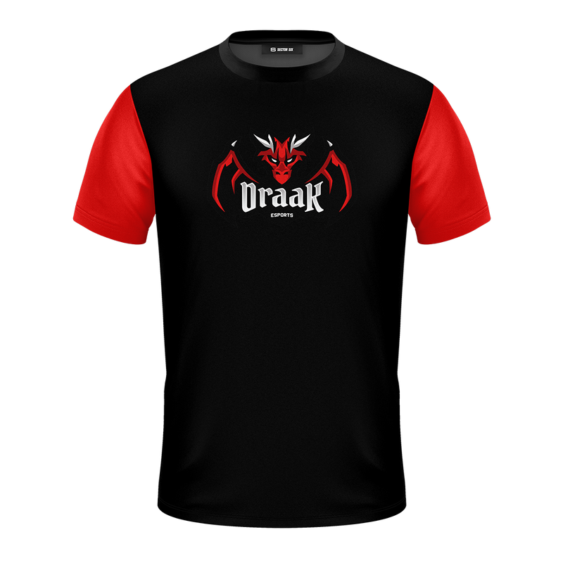 Draak Esports Performance Shirt