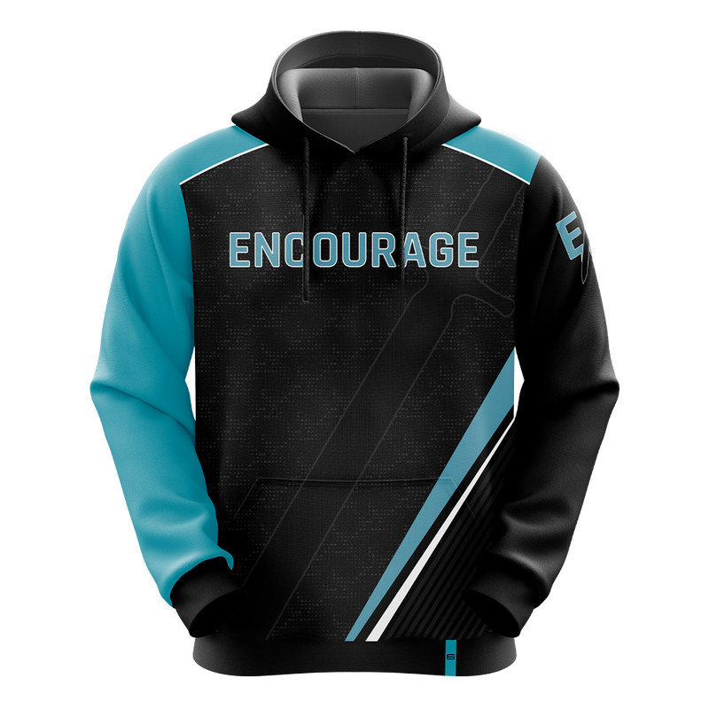 Encourage Gaming Pro Hoodie