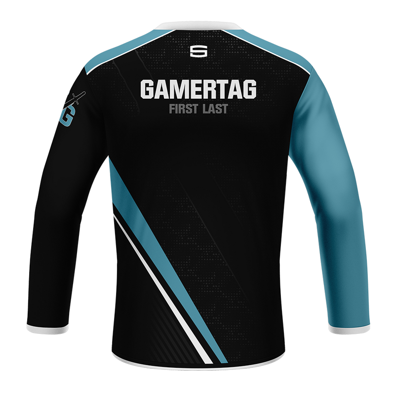 Encourage Gaming Long Sleeve Pro Jersey
