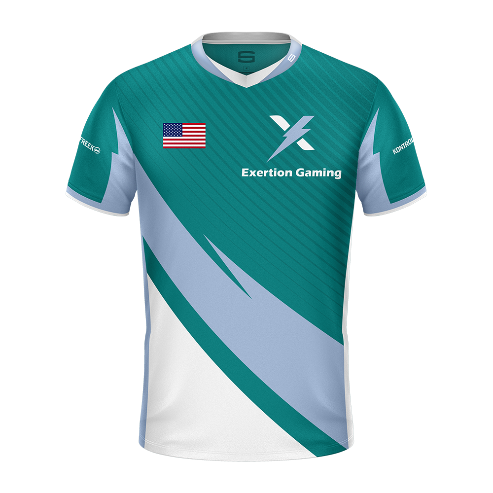 Exertion Pro Jersey