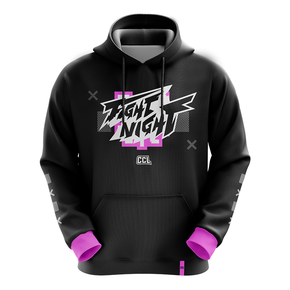 CCL Fight Night Pro Hoodie