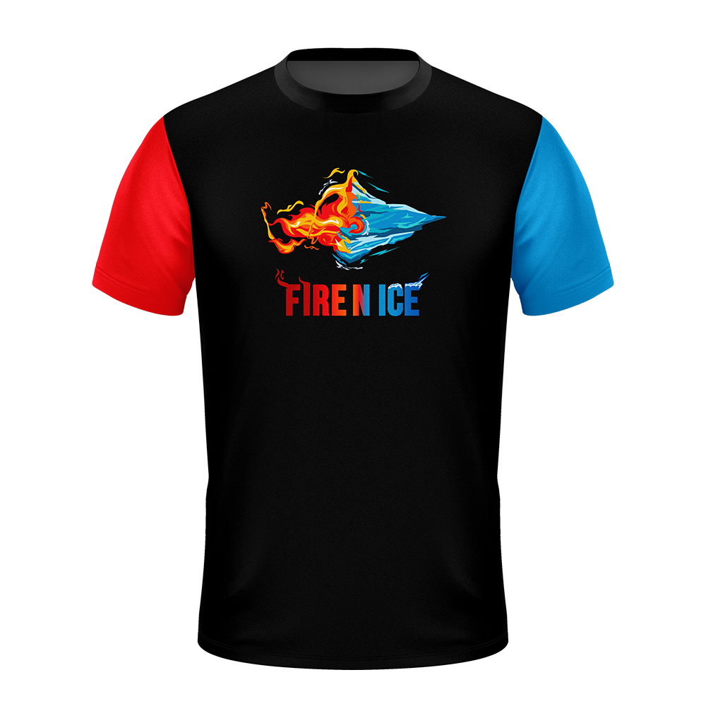 Fire N Ice Performance Shirt