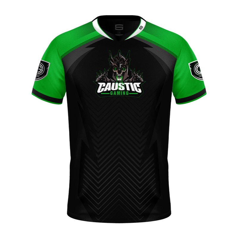 Caustic Gaming Pro Jersey
