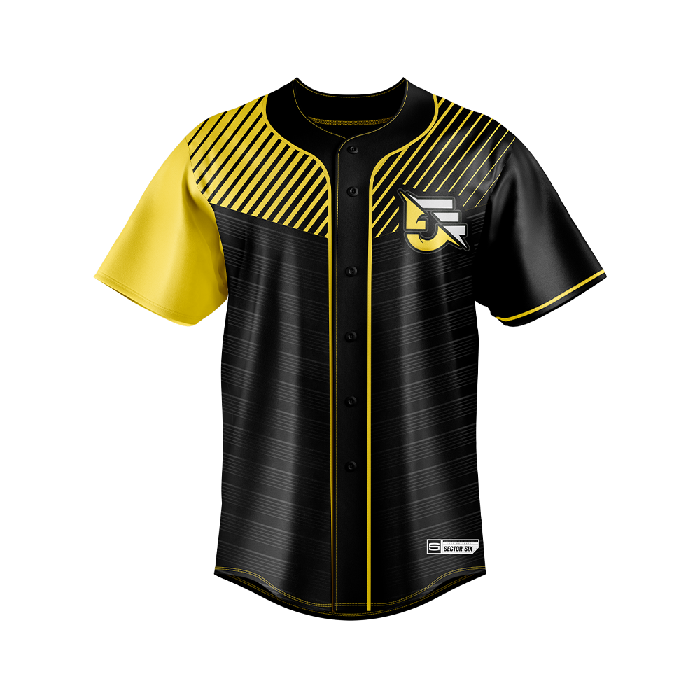 Guilty Esports Baseball Jersey