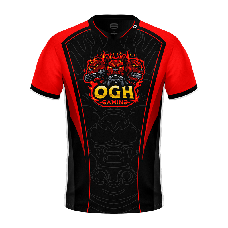 OGH Gaming Pro Jersey