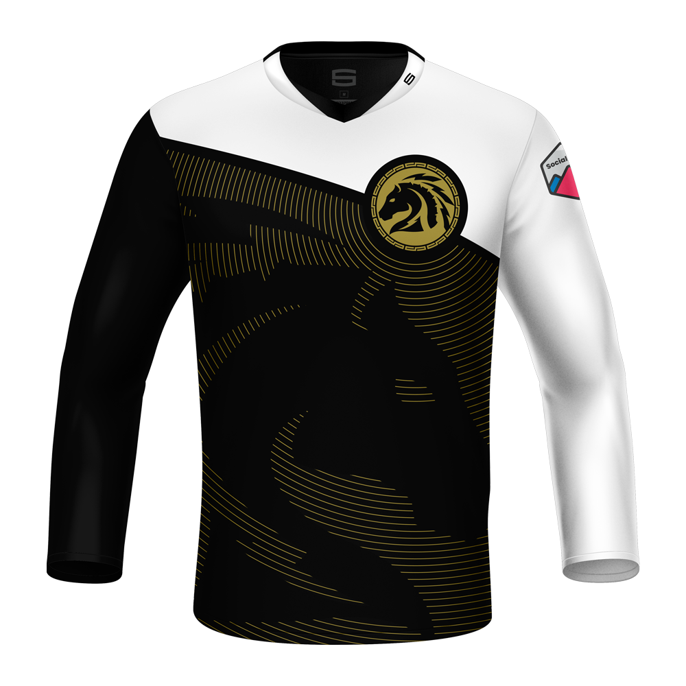 Kansas City Pioneers Long Sleeve Pro Jersey
