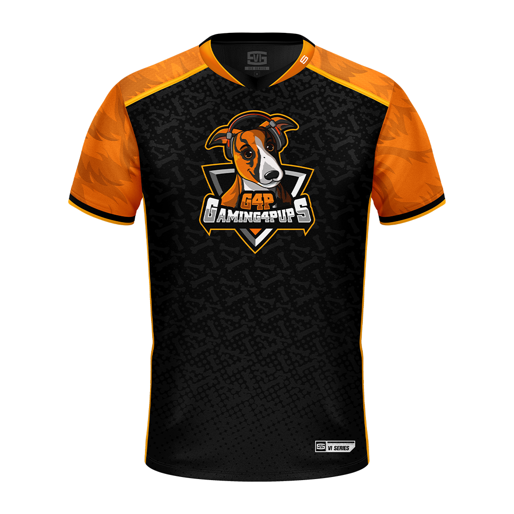 Gaming 4 Pups VI Series Jersey