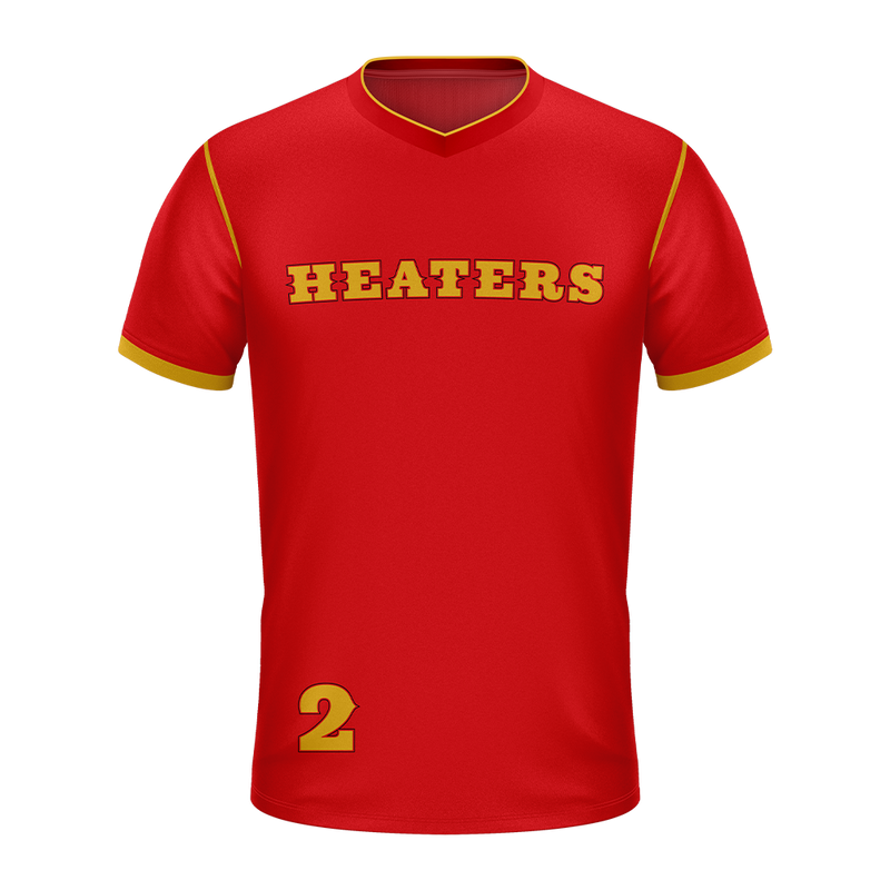 SMB3 - Heaters - RUFFO Baseball Jersey
