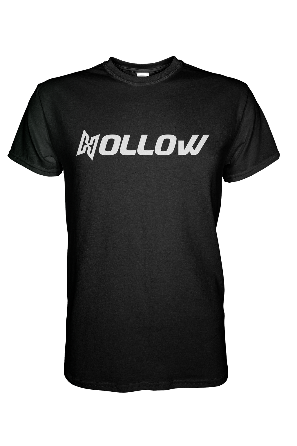 Hollow Text Shirt