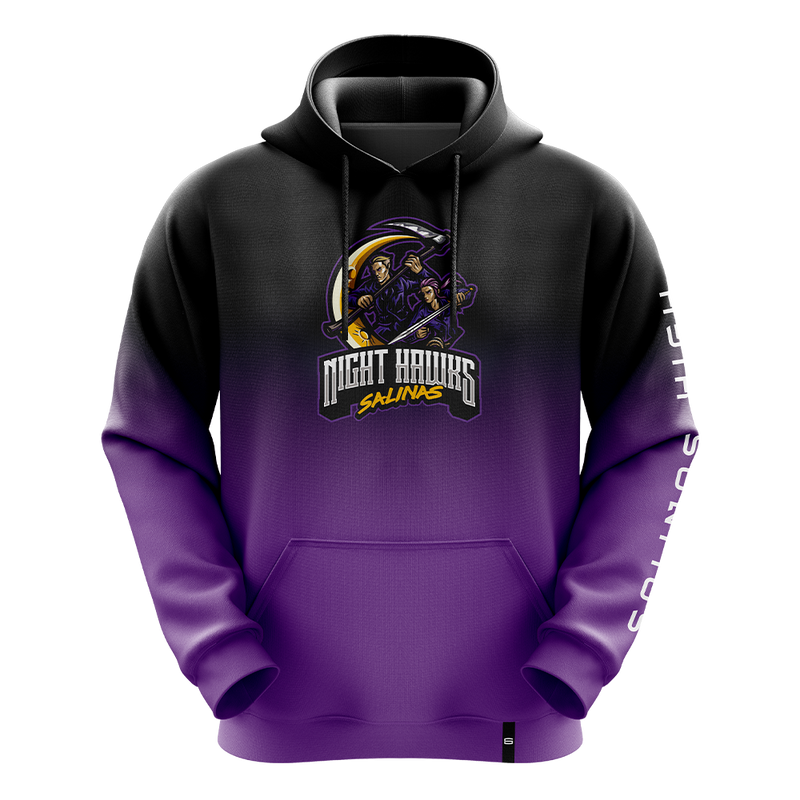 Salinas High Night Hawks Pro Hoodie