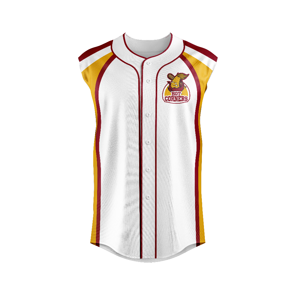 SMB3 - Hot Corners - BELTER Baseball Jersey