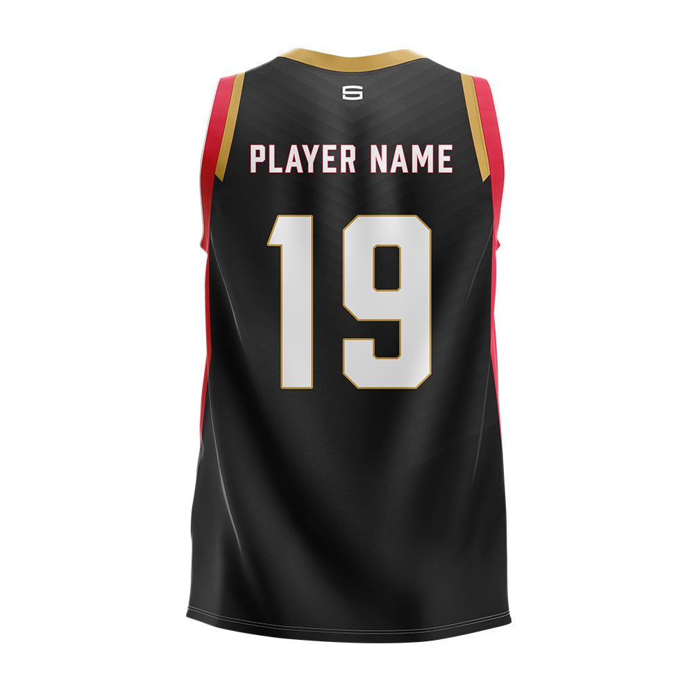 iBall Empire Basketball Jersey
